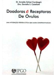 Livro - Doadora e Receptora de Óvulos